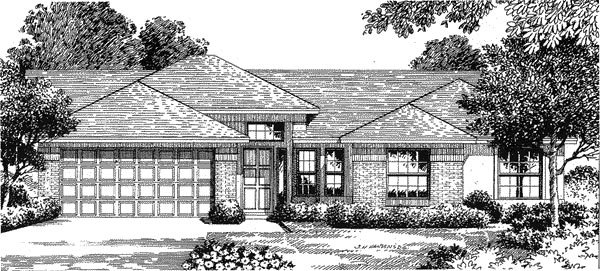 House Plan 54842