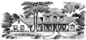House Plan 54848
