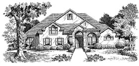 House Plan 54851