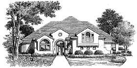 House Plan 54853