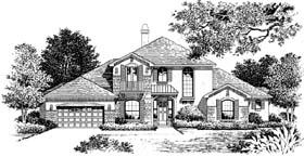 House Plan 54857