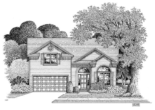 House Plan 54868