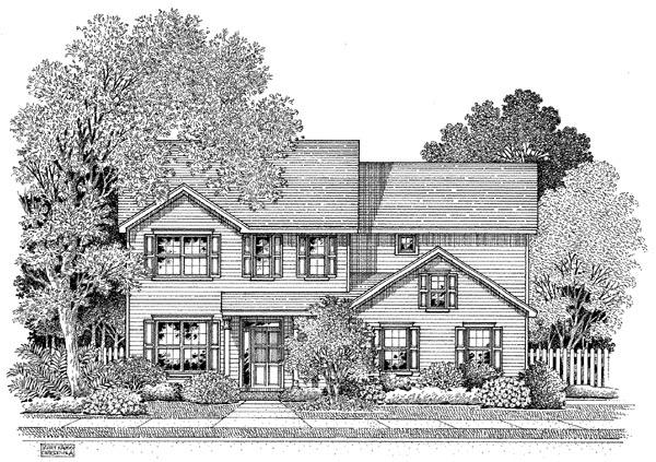 House Plan 54871