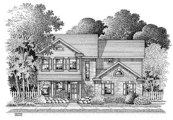 House Plan 54873