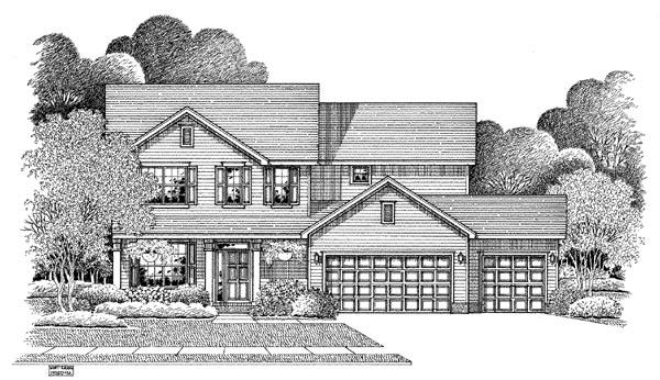 House Plan 54875