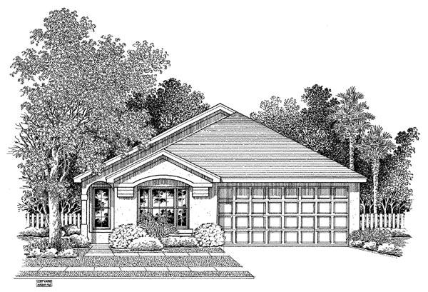 House Plan 54893