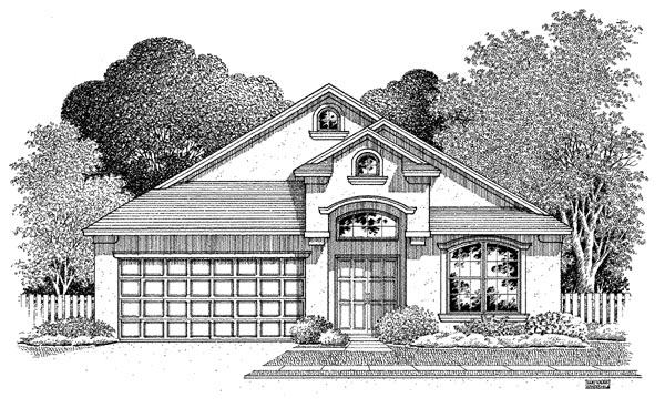 House Plan 54894