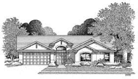 House Plan 54900