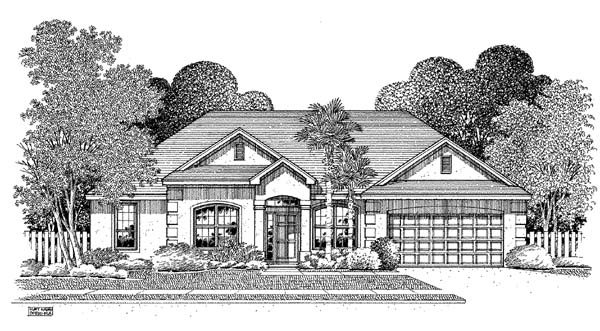 House Plan 54901