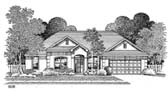 Plan Number 54901 - 2454 Square Feet