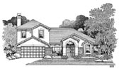 Plan Number 54905 - 2476 Square Feet