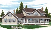 Plan Number 55012 - 2797 Square Feet