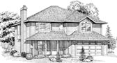 Plan Number 55032 - 1404 Square Feet