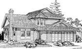 Plan Number 55041 - 2040 Square Feet