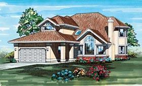 House Plan 55052