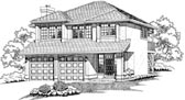 Plan Number 55061 - 1369 Square Feet