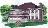 Plan Number 55062 - 1412 Square Feet