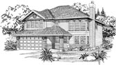 Plan Number 55064 - 1694 Square Feet