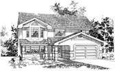 House Plan 55076