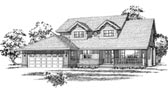 Plan Number 55094 - 2057 Square Feet