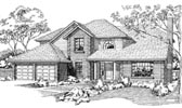 Plan Number 55110 - 2428 Square Feet