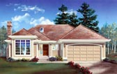 Plan Number 55115 - 1678 Square Feet
