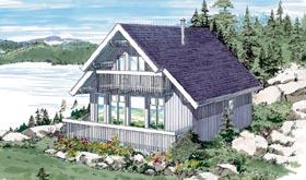 House Plan 55132