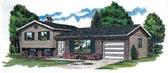 House Plan 55137