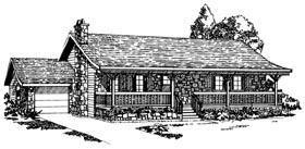 House Plan 55145