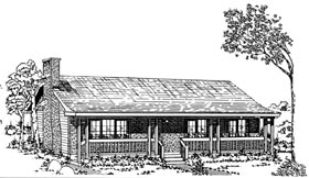 House Plan 55146