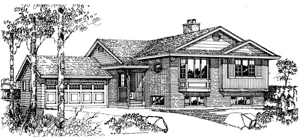 House Plan 55151