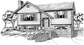 House Plan 55185