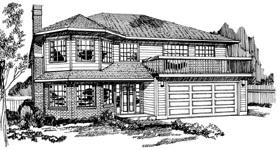 House Plan 55193