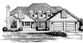 Plan Number 55202 - 2681 Square Feet