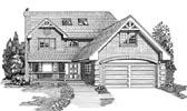 House Plan 55209