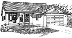 House Plan 55228