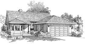 House Plan 55230