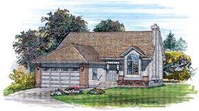 House Plan 55251