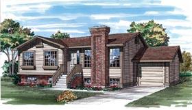 House Plan 55253
