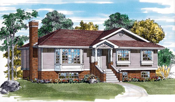 House Plan 55254