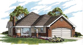 House Plan 55266