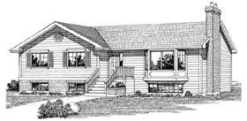 House Plan 55267