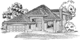 House Plan 55291