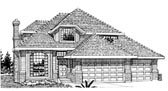 Plan Number 55302 - 2252 Square Feet