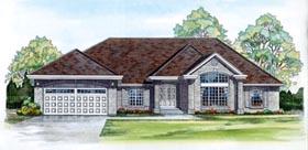 House Plan 55318
