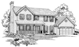 House Plan 55319