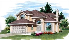 House Plan 55323