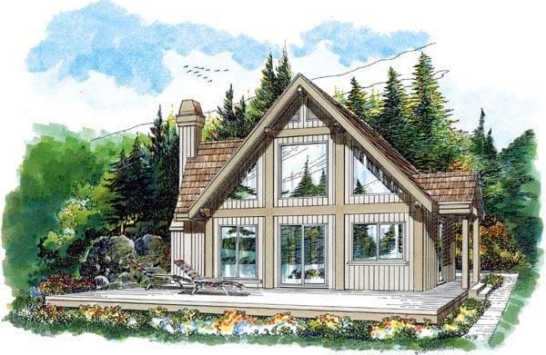 House Plan 55335