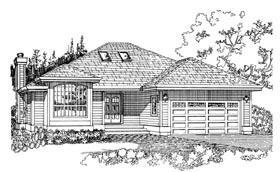 House Plan 55336