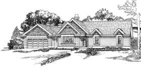 House Plan 55348